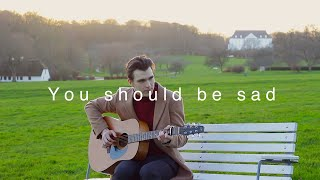 You should be sad - Halsey (Fingerstyle guitar cover)