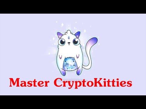 Buying - Selling CryptoKitties?  CryptoKitties is blockchain technology