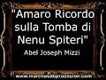 Amaro Ricordo sulla Tomba di Nenu Spiteri - Abel Joseph Mizzi [MA]