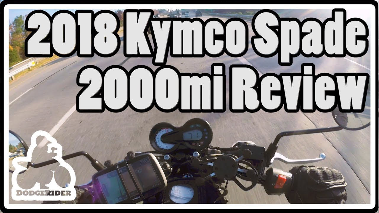 2018 kymco spade 2000mi review youtube 2018 kymco spade 2000mi review fandeluxe Image collections