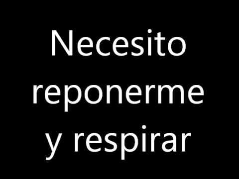 Necesito Amarme- Alejandra Guzman (letra): Canción: Necesito Amarme- Alejandra Guzman  Editor: windows live movie maker