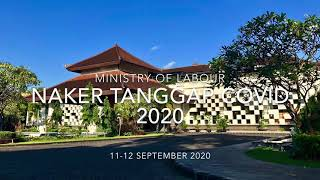 NAKER TANGGAP COVID an Event by Indonesian Ministry of Labour