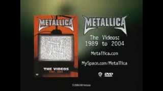 Metallica - The Videos: 1989 - 2004 (Trailer)