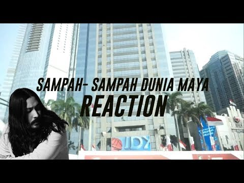 Marcello Tahitoe - Sampah - Sampah Dunia Maya Reaction
