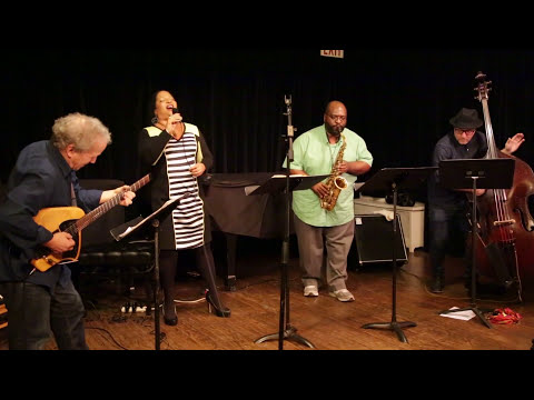 Fay Victor's 'In Praise of Ornette' - Greenwich House, NYC - November 12 2016