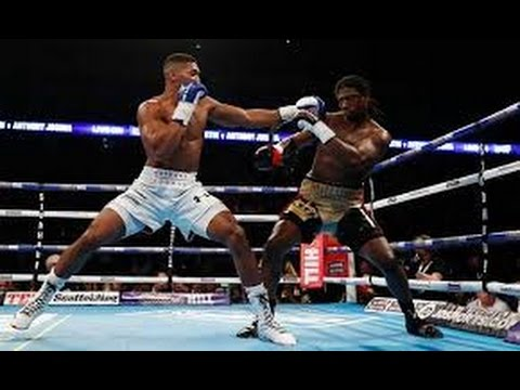 Anthony Joshua vs Charles Martin Post Fight Review ! IBF Cha