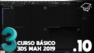 Curso básico autodesk 3D MAX 2019 - Aula 10 Snaps