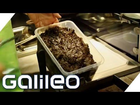 Jumbo testet die ungewöhnlichsten Late-Night Snacks | Galileo | ProSieben