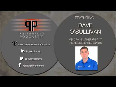 Pacey Performance Podcast #27 - Dave O'Sullivan