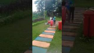 Heboh! ! penampakan Di Taman Olahraga Lubuklinggau