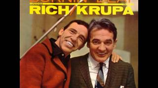 Gene Krupa and Buddy Rich - Night Train (Original HQ STEREO Vinyl)
