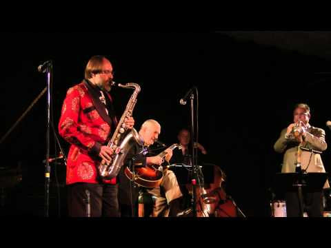 """""""ALL MY LIFE"""": MARTY GROSZ and FRIENDS at JAZZ AT CHAUTAUQUA 2011"""