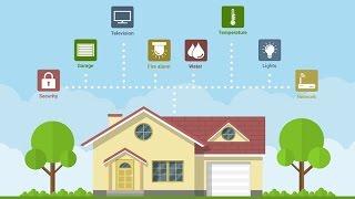 [IoT] Xây dựng ngôi nhà thông minh smarthome - Phần 1