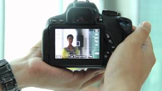 Hands-on: Canon EOS 650D - World's First Touch-Screen DSLR