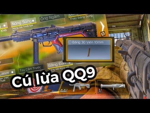 Call of duty mobile | QQ9 CÚ LỪA nhà phát hành | build súng #5