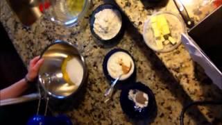 Cake Yazdi