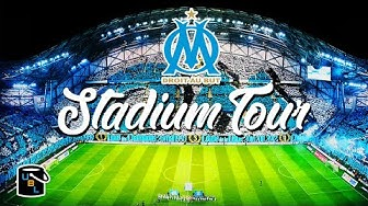 ⚽ Olympique de Marseille - Stade Orange Vélodrome - Stadium Tour & Match