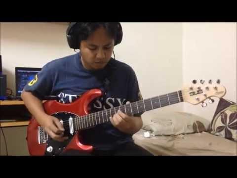 Ziana Zain-madah berhelah guitar cover by Khairul Amri Abdullah
