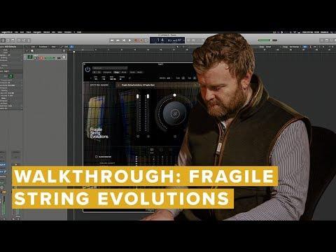 Walkthrough: Fragile String Evolutions