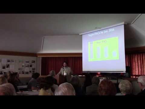 Maine Town Meeting, Prof. Daniel Shea, May 19, 2016