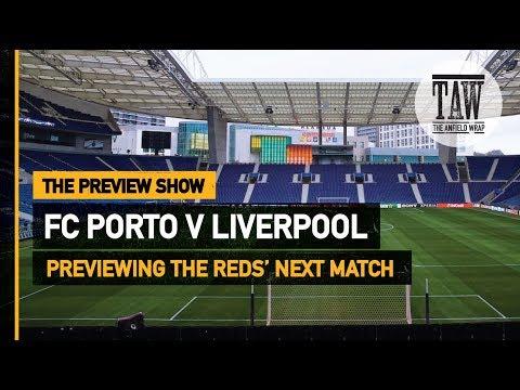 FC Porto v rpool  The  Show