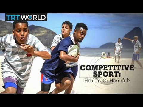 Competitive sport: Harmful or healthy?