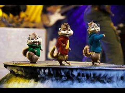 alvin and the chipmunks uptown girl