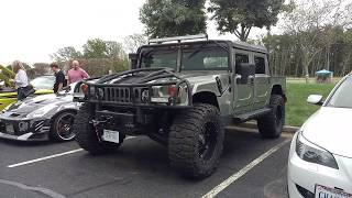 Hummer H1 by Drivin