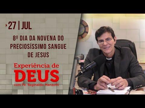 Download Experiência de Deus | 27-07-2021 | 8º Dia da Novena do Preciosíssimo Sangue de Jesus