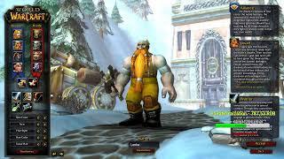 Bestburstboy / Warrior + Priest / Leveling Silver Hand / WoW 1.12.1