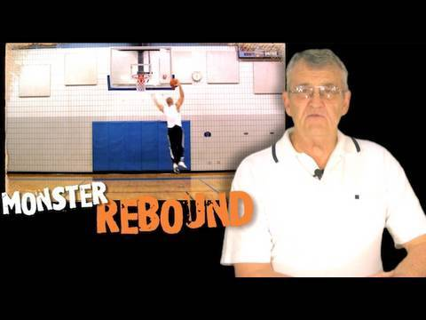 """MONSTER REBOUND Drill!!!"" (Aggressive Rebounding) - Shot Science Basketball"