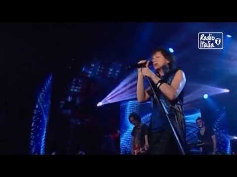 Gianna Nannini  Live - Hey bionda 2013 a RadioItaliaLive