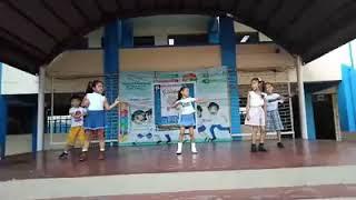 IVES Elementary School Grade 1 Makatao K-Pop music dance