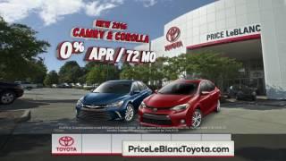 Price LeBlanc Toyota - Price Sells - Car Specials