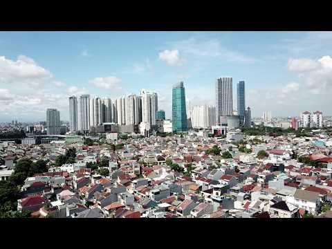SATURDAY DRONE FLY AT TOMANG WEST JAKARTA