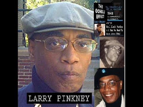 The Evolution will NOT be televised with REAL Black Panther Larry Pinkney