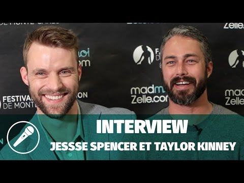 Jesse Spencer et Taylor Kinney, de Chicago Fire, mettent le feu en interview