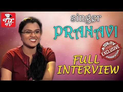 Singer Pranavi Exclusive Interview || Pranavi Chit Chat With