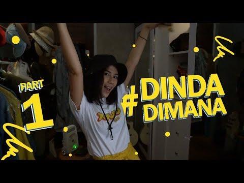PENDAKIAN GUNUNG KERINCI Part I - What's in My Bag #DindaDimana