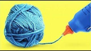 20 فكرة مذهلة بالفعل لاستخدام خيوط الغزل