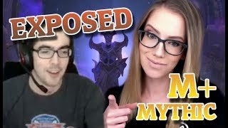 Method Josh Exposed, M+ and Mythic Antorus - Highlights 22