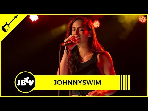 Johnnyswim - Heart Beats | Live @ JBTV