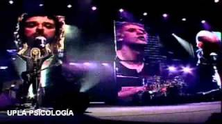 Soda Stereo - Persiana Americana (Estadio Nacional, Lima - Perú)