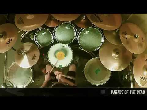 Black Label Society  Parade Of The Dead Drum