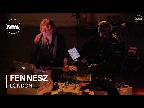 Fennesz Boiler Room x St. John Sessions Live Set