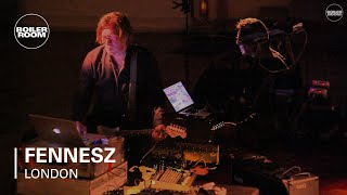 Fennesz Boiler Room x St. John Sessions Live Set