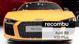 Audi R8 V10 Plus | Geneva 2015