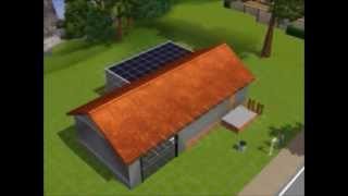 How To Build A Garage On A Foundation In Sims 3