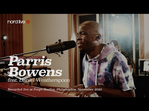 NORD LIVE: Philly Sessions: Parris Bowens ft Daniel Weatherspoon - You're Good