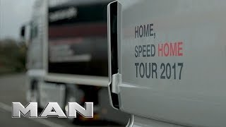 MAN Home, speed Home Tour 2017: Kassel